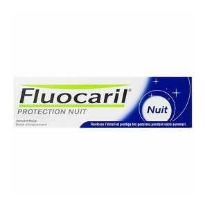 Fluocaril pâte dentifrice menthe protection nuit 125ml