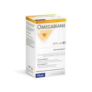 Pilèje Omegabiane DHA 80 capsules
