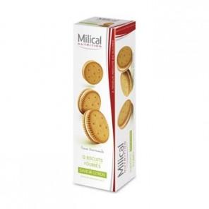 Milical nutrition saveur citron 12 biscuits
