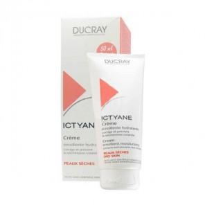 Ducray Ictyane Crème émolliente Hydratante 200ML