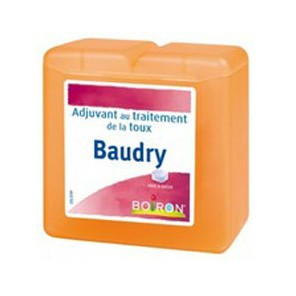 PATES BAUDRY Pâtes pectorales à sucer B/70g