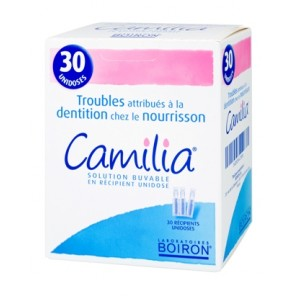 CAMILIA solution buvable en récipient unidose
