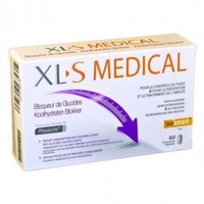 XLS médical bloqueur de glucides 60 gélules