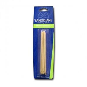 Sanodiane bâtonnets à cuticules x9