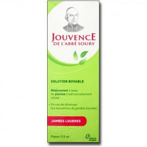 JOUVENCE DE L'ABBé SOURY solution buvable en flacon
