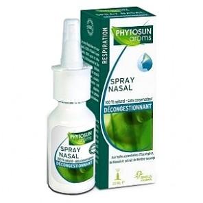 Phytosun Aroms spray nasal décongestionnant 20ml