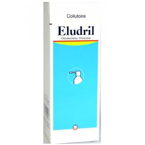 ELUDRIL Collutoire Fl pressurisé/55ml
