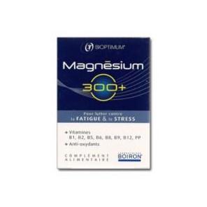 Boiron bioptimum magnésium 300 80 comprimés
