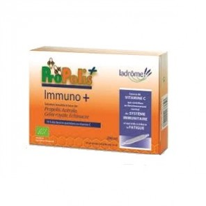 Ladrôme Propolis immuno+ 20 ampoules