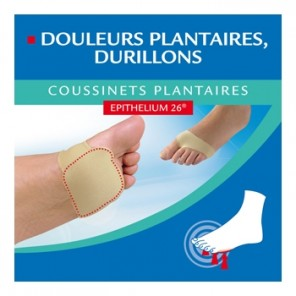 Epitact Coussinets Plantaires Taille L x 2