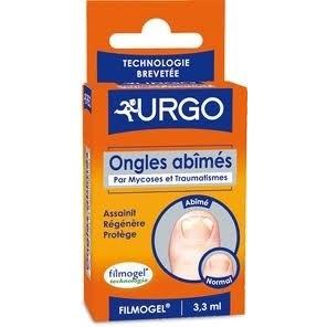 Urgo ongles abimés par mycoses et traumatismes 3.3ml
