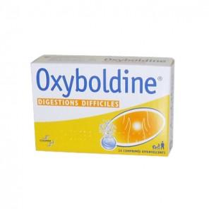 OXYBOLDINE comprimé effervescent