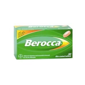BEROCCA comprimé pelliculé