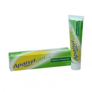 APAISYLGEL 0.75 % gel pour application locale Chlorhydrate d'isothipendyl