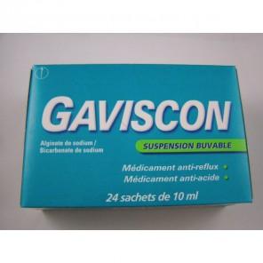 GAVISCON SUSP BUV SAC 24