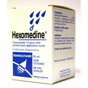 HEXOMEDINE TRANS SOL 1PMIL5 FL