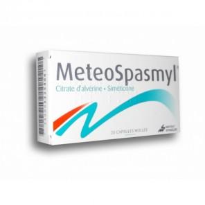 METEOSPASMYL CAPS 20