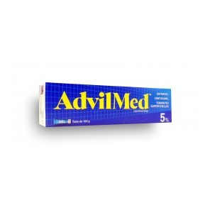 ADVIL 5% GEL T 100G