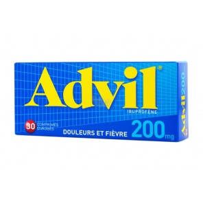ADVIL 200 MG COMPRIMÉ ENROBÉ B/30