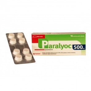 PARALYOC 500MG CPR AD 16