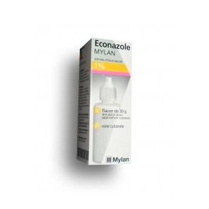 ECONAZOLE MYLA 1% EMUL FL 30G