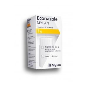 ECONAZOLE MYLA 1% PDR LOC 30G