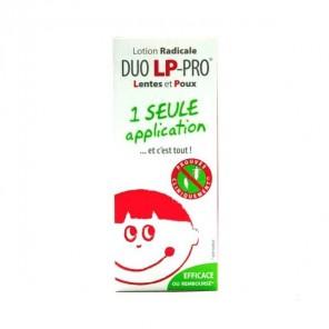 Duo LP-pro lentes et poux + peigne 150ml
