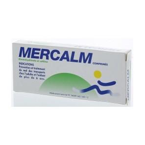 MERCALM DRG 15