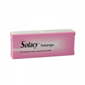 SOLACY PEDIA CPR 60