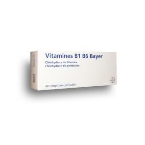 VIT BAYE B1 B6 CPR 40
