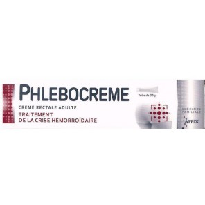 PHLEBOCREME CR RECT T 30G