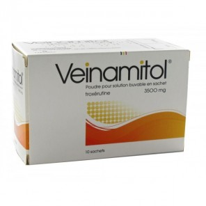 VEINAMITOL 3500MG PDR SAC 10