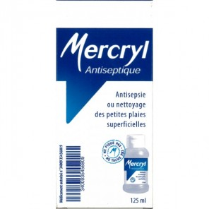 MERCRYL SOL APPLIC CUTANE125ML
