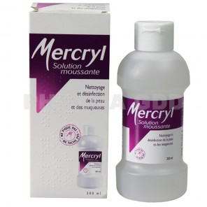 MERCRYL SOL MOUS FL 300ML
