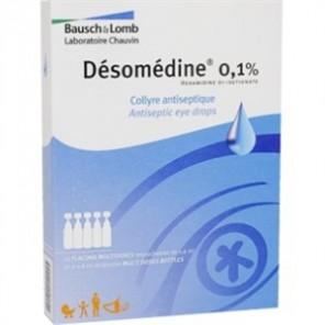 DESOMEDINE COLLY FL0,6ML BT10