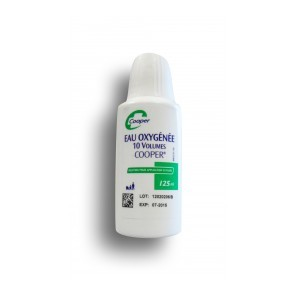 COOPER EAU OXYGENE 10V 125ML