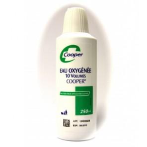 COOPER EAU OXYGENE 10V 250ML
