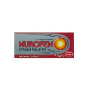NUROFEN 200 mg Capsule molle B/16