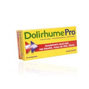 DOLIRHUMEPRO PARACETAMOL Comprimé Plq/16