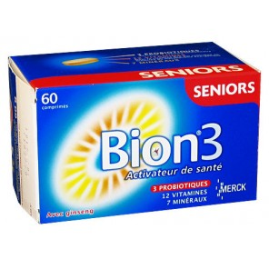 BION 3 SENIOR CPR BT 60