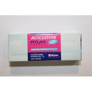 ACICLOVIR MYLA 5% CR FL POMP2G