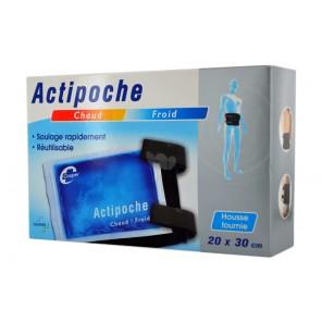ACTIPOCHE Coussin thermique contre les douleurs 20x30cm B/1