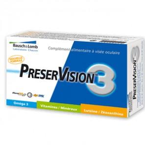 PRESERVISION3 CAPS COMPL ALI60