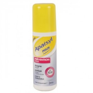 Apaisyl Poux prévention spray 90ml
