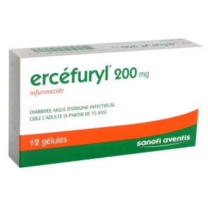 ERCEFURYL 200MG GELU BT 12