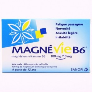 MAGNEVIE B6 100MG CPR PEL BT60