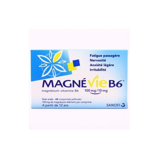 MAGNEVIE B6 100MG CPR PEL BT60