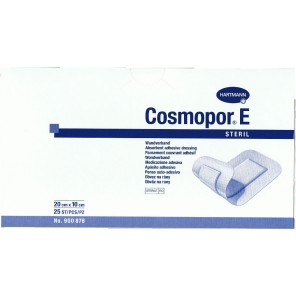 COSMOPORE PANS STER10 X20 10 T