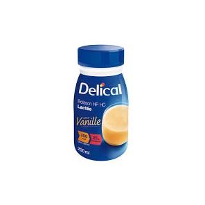 DELICAL Boisson hp hc lactee nutriment vanille