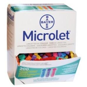 MICROLET 2 LANCET 3856893 T